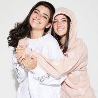 Charli D'Amelio et Dixie D'Amelio x Hollister : les deux soeurs dévoilent leur collab canon