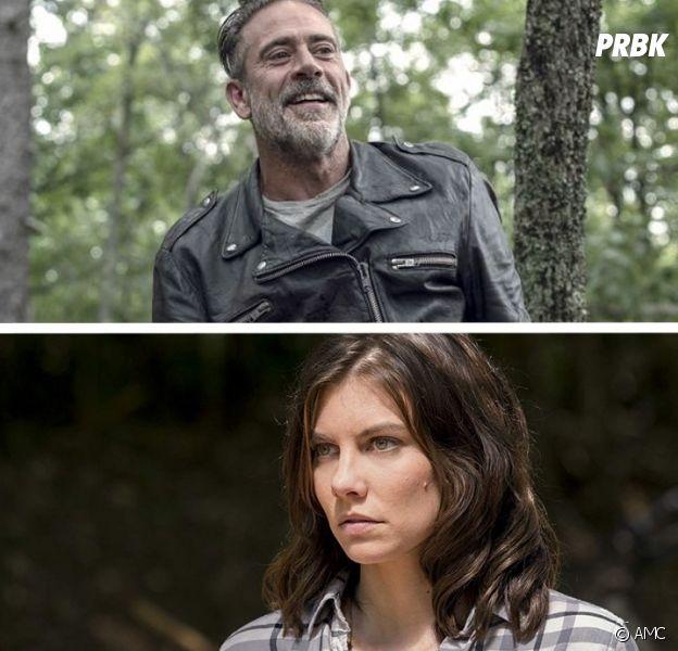 The Walking Dead saison 11 : AMC prête à produire des spin-off sur Negan et Maggie ?