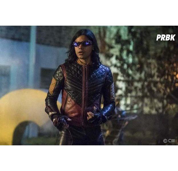 The Flash saison 7 : Cisco prêt à retrouver ses pouvoirs l'an prochain ? Carlos Valdes se confie