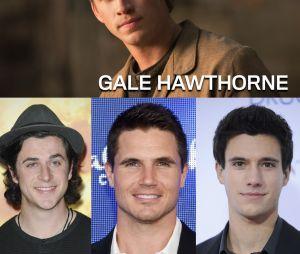 Hunger Games : les acteurs qui ont failli jouer Gale