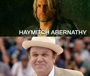 Hunger Games : John C. Reilly a failli jouer Haymitch