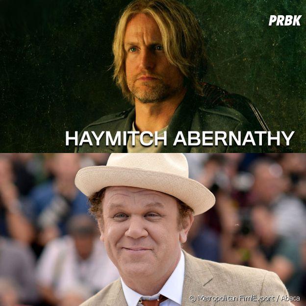 Hunger Games : John C. Reilly a failli jouer Haymitch