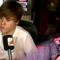 Justin Bieber ... une nouvelle chanson en français ... la preuve