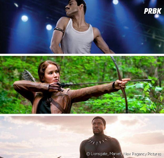 Hunger Games, Black Panther, Get Out... le Top 20 des meilleurs films de la décennie dévoilé