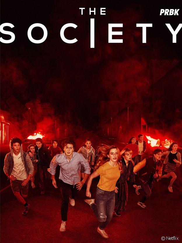 The Society saison 2 : la série annulée, le créateur révèle ce qui aurait dû être dans la suite