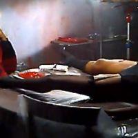 Kanye west ... le voilà sur le tournage du clip Monster
