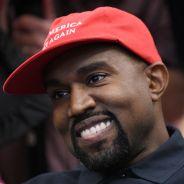 Kanye West n'a aucune chance d'être élu mais sort son clip de campagne pro religion et famille
