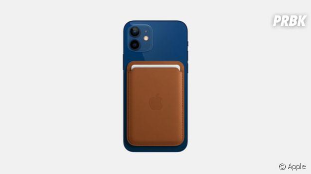 L'iPhone 12 et son système MagSafe