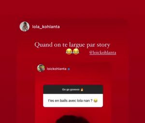 Koh Lanta, les 4 terres : Loïc et Lola en couple ? Ils répondent avec humour