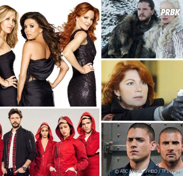 La Casa de Papel, Prison Break... le TOP 20 des séries préférées des Français