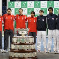 Finale de la Coupe Davis 2010 ... Serbie / France ... le programme du week-end