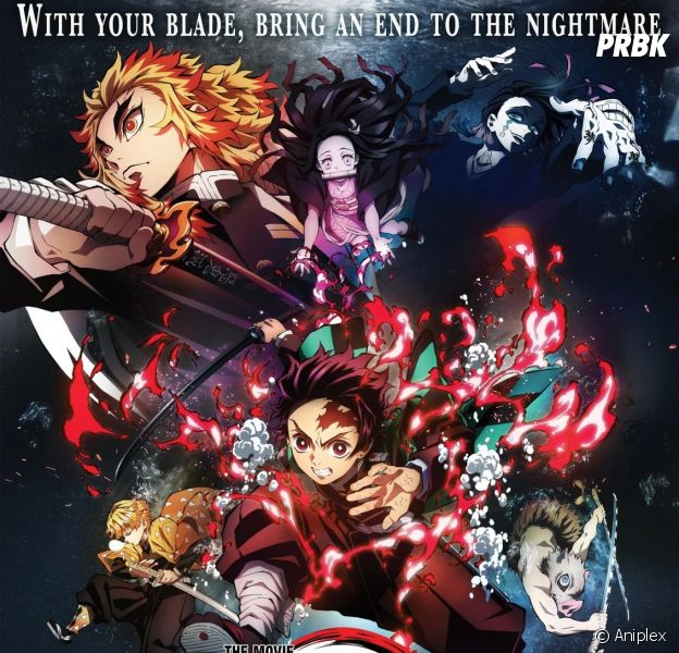 Demon Slayer - Le Train de l'Infini : le film bat tous les records au Japon
