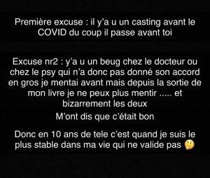 Aurélie Dotremont : sa participation à La bataille des couples 3 annulée, elle s'énerve