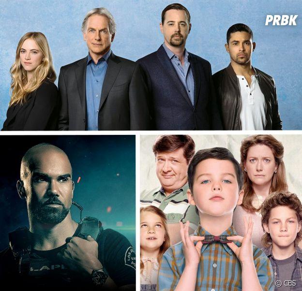 NCIS, Young Sheldon, SWAT... moins d'épisodes pour les séries de CBS à cause du Covid-19