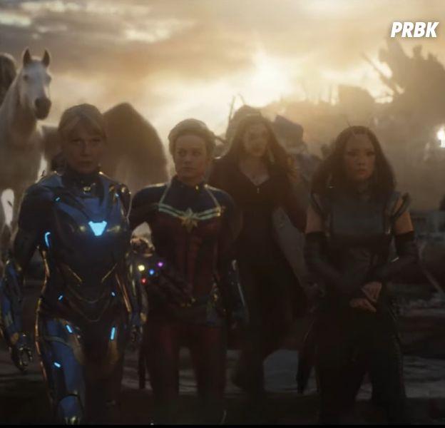 """Marvel : un film Avengers centré sur les super-héroïnes ? """"Une question de temps"""""""
