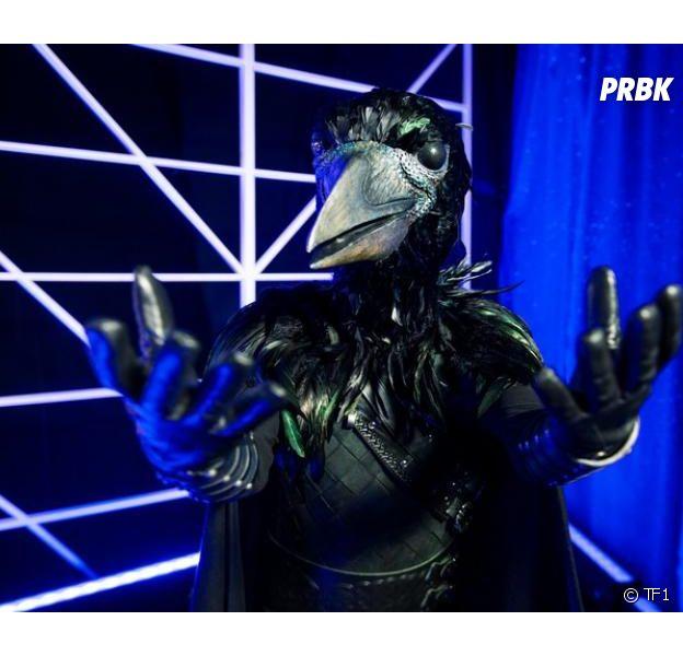 Mask Singer 2 : quel sera le rôle du corbeau, nouveau personnage ?