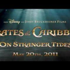 Pirates des Caraïbes 4 ... La 1ere bande annonce dévoilé le 13 décembre 2010