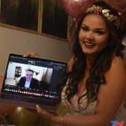 """Premier couple marié sur Zoom : ils se sont dit """"oui"""" à distance à cause du coronavirus"""