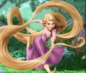 Raiponce : le vrai poids des cheveux de l'héroïne révélé, et c'est fou