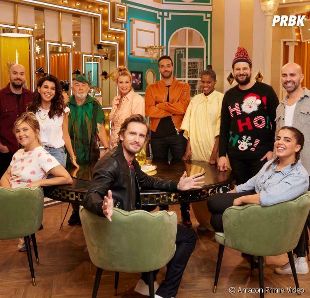 """Philippe Lacheau va présenter """"Lol : tu ris, tu perds"""", une nouvelle émission déjantée sur Prime Video"""