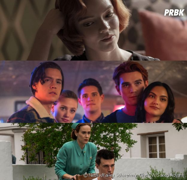 QUIZ Netflix : Le Jeu de la dame, Riverdale, Ratched... Quelle photo appartient à quelle série ?