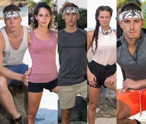 Koh Lanta 2020 / Koh Lanta, les 4 terres : Lola et Dorian éliminés, Jessica ruse et accède aux poteaux avec Loïc et Brice