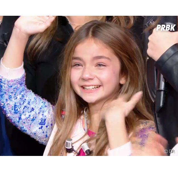 Valentina remporte l'Eurovision Junior 2020
