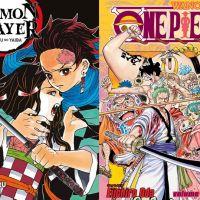 Demon Slayer explose One Piece et la concurrence dans le classement des mangas les plus vendus