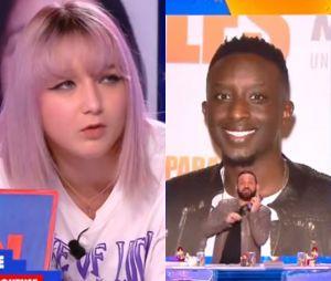 Satine (TPMP) pense que le Golden Buzzer est truqué dans Incroyable Talent : Ahmed Sylla répond en direct à Cyril Hanouna