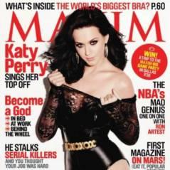 Katy Perry ... sexy pour Maxim