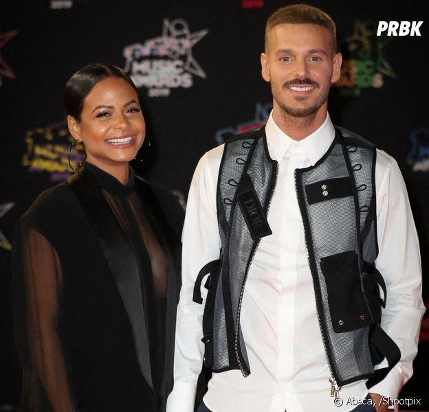 M. Pokora et Christina Milian bientôt parents d'un autre bébé : ils annoncent que la chanteuse est enceinte de leur deuxième enfant
