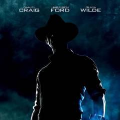 Daniel Craig ... une nouvelle affiche pour Comboys et Envahisseurs