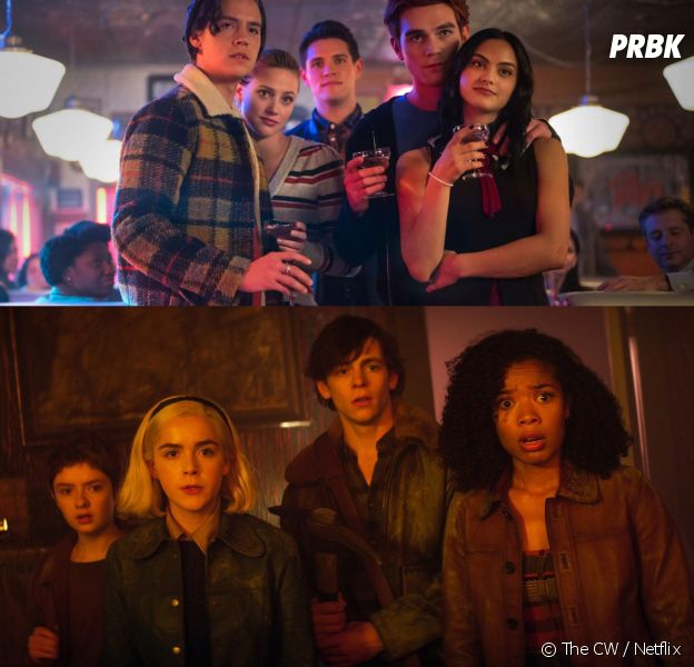 Riverdale saison 5 : enfin un crossover avec Sabrina ?Kiernan Shipka est prête