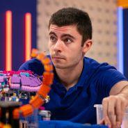 """David Aguilar (Lego Masters) atteint du syndrome de Poland : """"J'ai connu le harcèlement à l'école"""""""