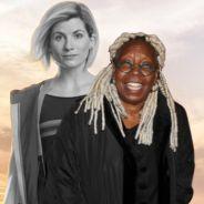 Doctor Who saison 13 : Jodie Whittaker bientôt remplacée par Whoopi Goldberg ?