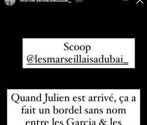 Julien Tanti face à Jessica Thivenin et Thibault Garcia dans Les Marseillais à Dubaï ?