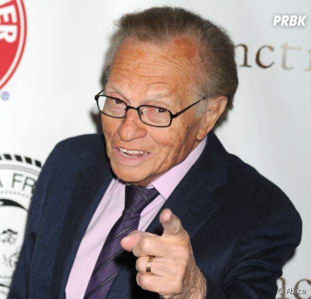 Larry King est mort à 87 ans