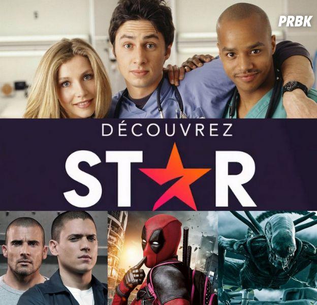 Disney + : Scrubs, Deadpool, Prison Break... l'incroyable catalogue de la rubrique Star dévoilé