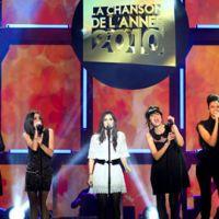 La chanson de l'année ... sur TF1 ... en janvier 2011