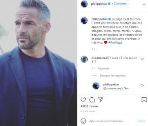 Profilage annulée : pas de saison 11, Philippe Bas annonce la fin de la série