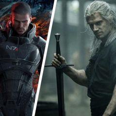 "Mass Effect : bientôt un film ou un jeu vidéo ? Henry Cavill tease un ""projet secret"""