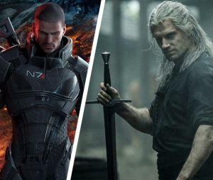 "Mass Effect : bientôt un film ou jeu vidéo ? Henry Cavill tease un ""projet secret"""