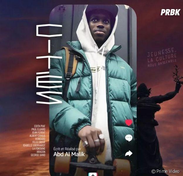 Cités : l'incroyable série d'Abd al Malik et Prime Video débarque sur TikTok