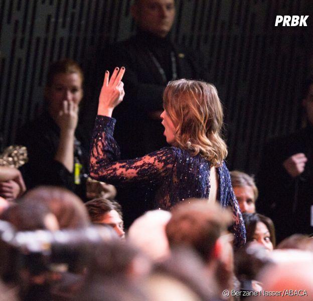 Adèle Haenel quitte la cérémonie des César 2020 après la victoire de Roman Polanski