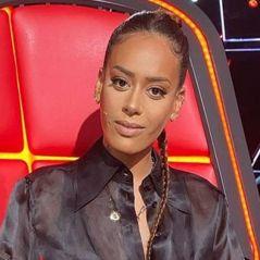 """Amel Bent amincie dans The Voice 2021, elle se confie : """"Il n'y a jamais eu de fierté à être ronde"""""""