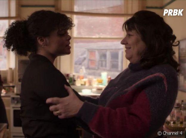 """It's a Sin : Lydia West (Jill Baxter) et la """"vraie"""" Jill, Jill Nalder"""