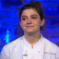 """Charline Stengel (Top Chef 2021) éliminée, elle défend Matthias : """"Il faut redescendre un peu !"""""""