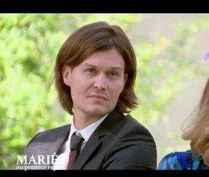 Matthieu (Mariés au premier regard 2021) défend le frère de Laure, Matthieu, face aux critiques