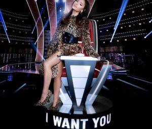 Ariana Grande : la chanteuse devient coach de The Voice