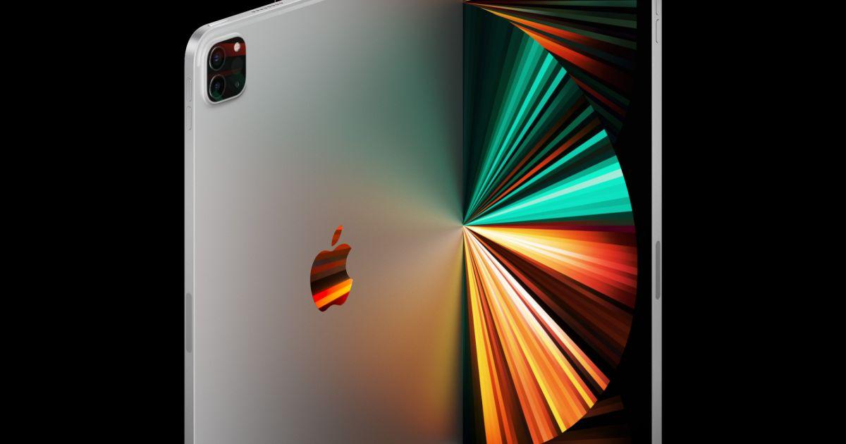 Nouvel iPad Pro (Keynote 20 avril 2021) : caractéristiques ...